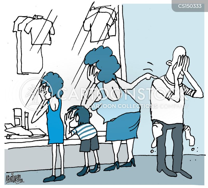 window shop cartoons and comics funny pictures from cartoonstock