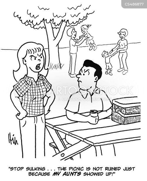 sulkers cartoon