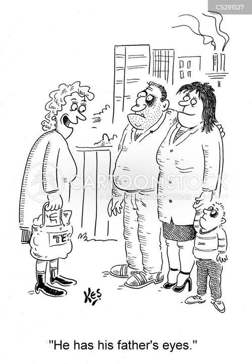 thuggish cartoon