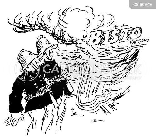 fire axe cartoon