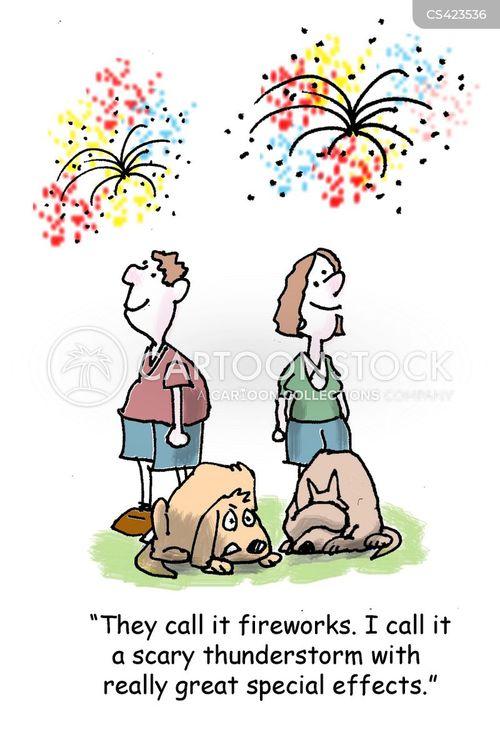 u.s. holidays cartoon