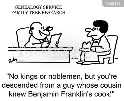 noblemen cartoon
