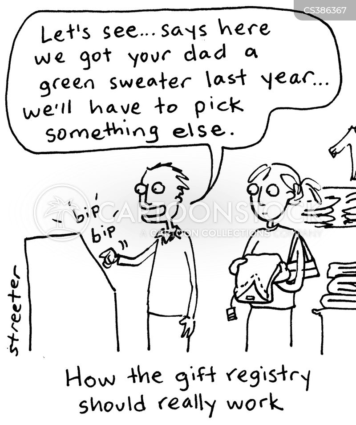 registered cartoon