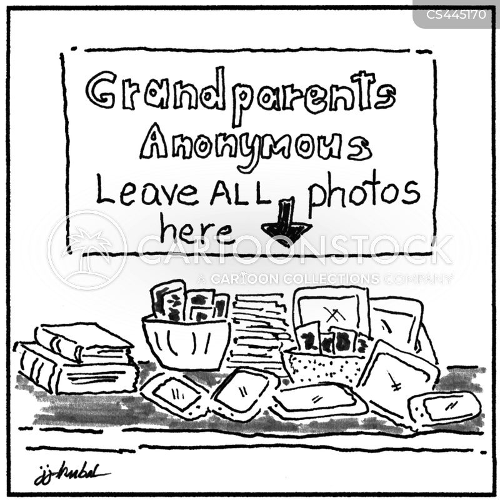 family photo albums cartoon
