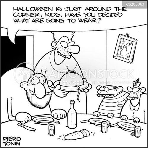 Haunts Cartoons And Comics  Funny Pictures From Cartoonstock