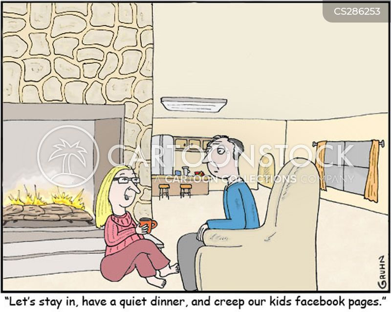 overprotective parent cartoon