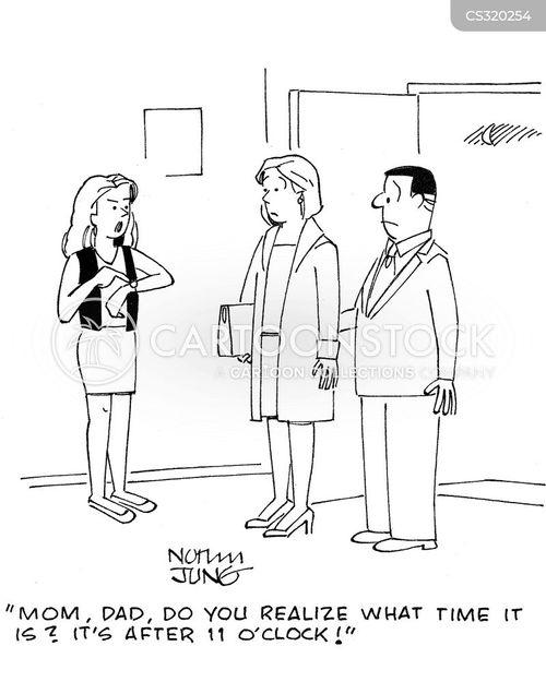 hometime cartoon