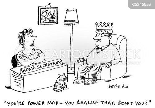 home secretary cartoon
