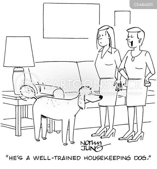 duster cartoon