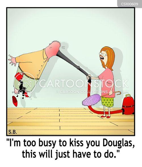 dusters cartoon