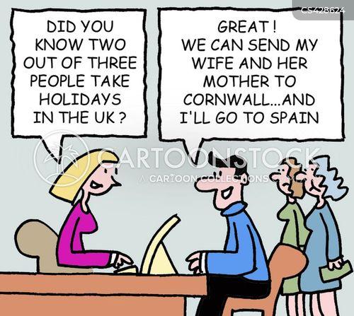 inlaw cartoon