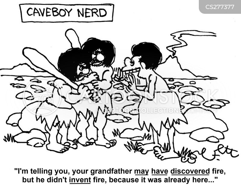 discoverer cartoon