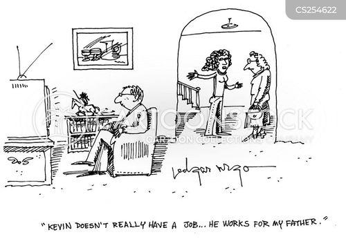 kevin cartoon