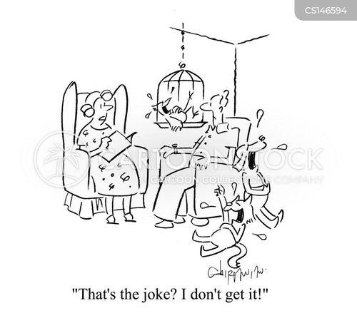 hilarious cartoon
