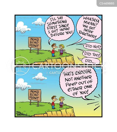 bickerers cartoon