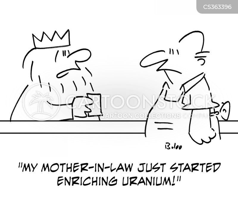 enrich cartoon