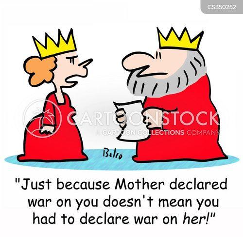 declarations cartoon