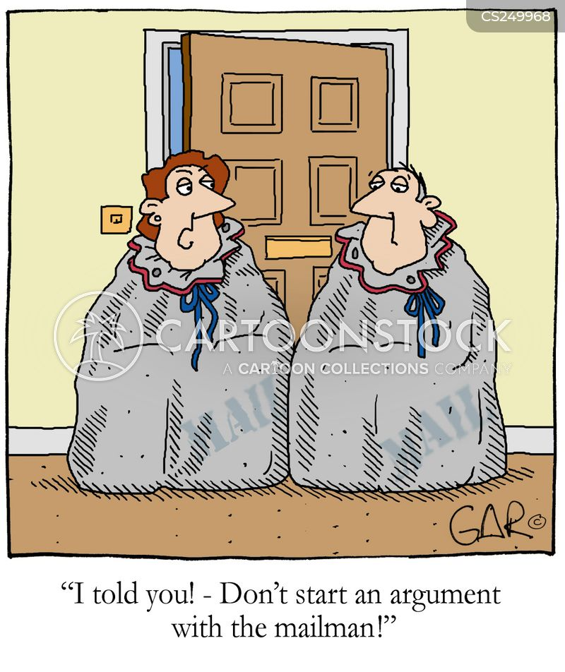 Argument Cartoon, Argument Cartoons, Argument Bild, Argument Bilder, Argument Karikatur, Argument Karikaturen, Argument Illustration, Argument Illustrationen, Argument Witzzeichnung, Argument Witzzeichnungen