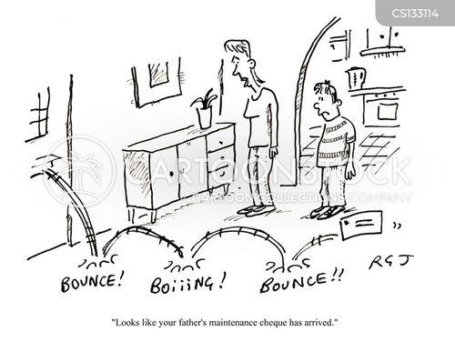 dead-beat parents cartoon