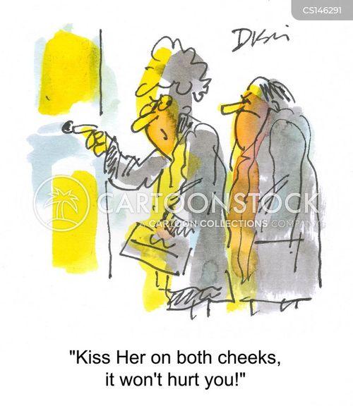 cheeks cartoon