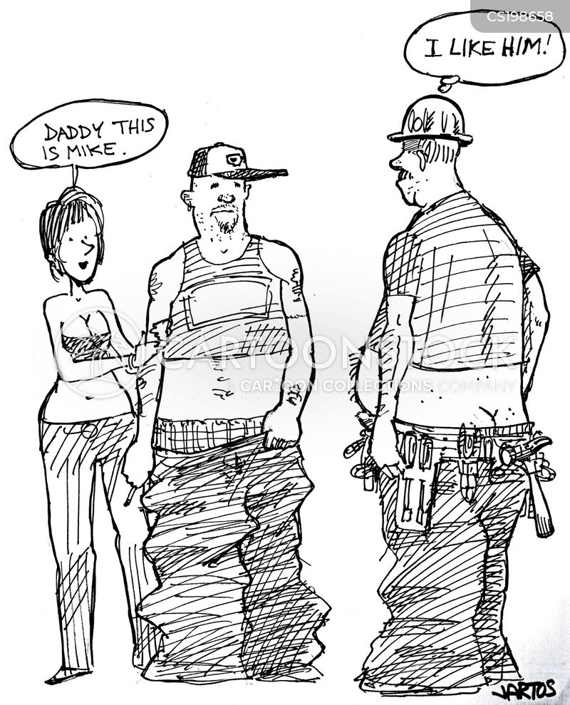 baggy pants cartoon