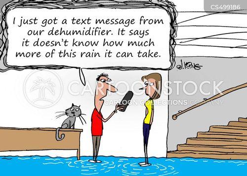 dehumidifier cartoon