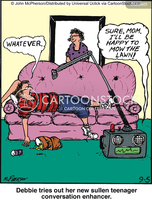 enhanced cartoon