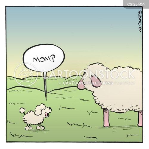 family resemblances cartoon