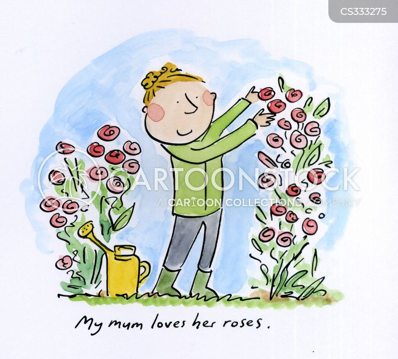 Growing Roses cartoons, Growing Roses cartoon, funny, Growing Roses picture, Growing Roses pictures, Growing Roses image, Growing Roses images, Growing Roses illustration, Growing Roses illustrations