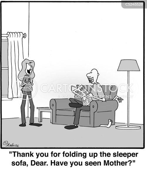 overnight cartoon