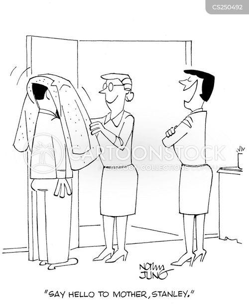 family politics cartoon