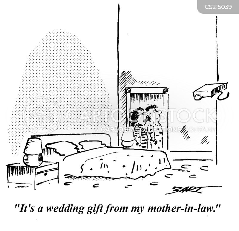 Wedding Presents Cartoons and Comics - funny pictures from CartoonStock