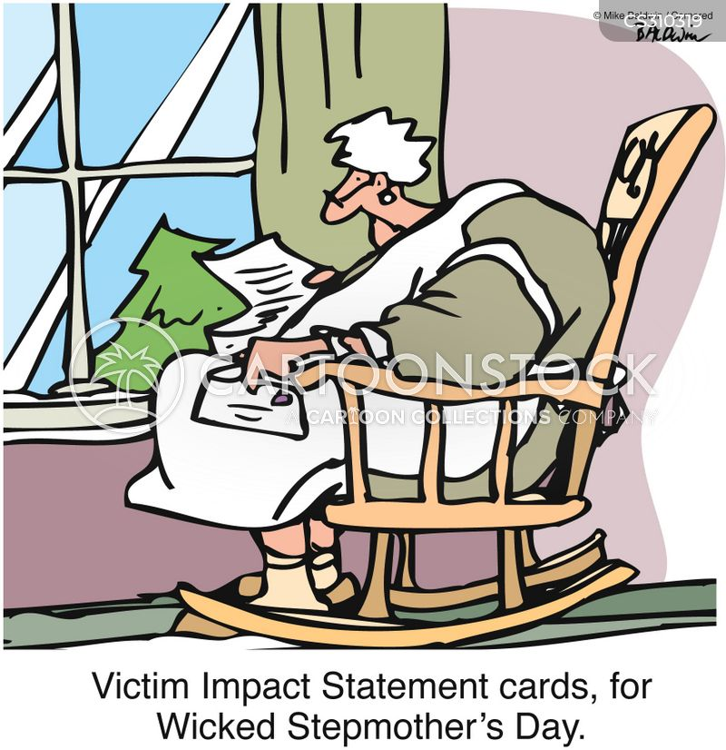 Victim Impact Statements Cartoons And Comics - Funny Pictures From