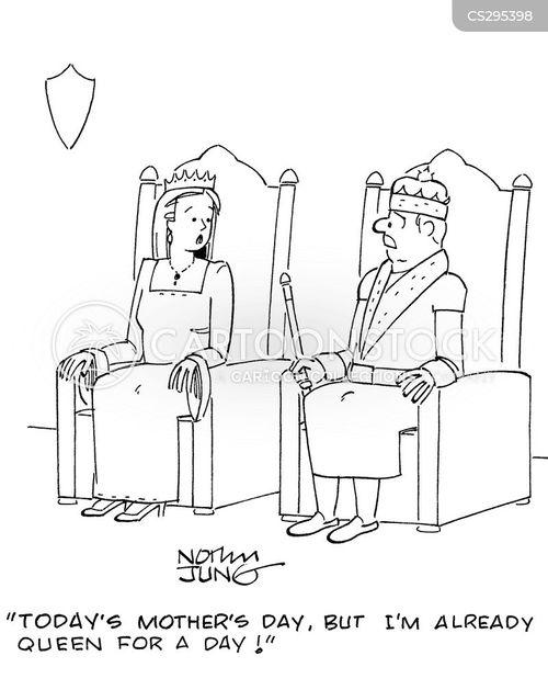 mothering sundays cartoon