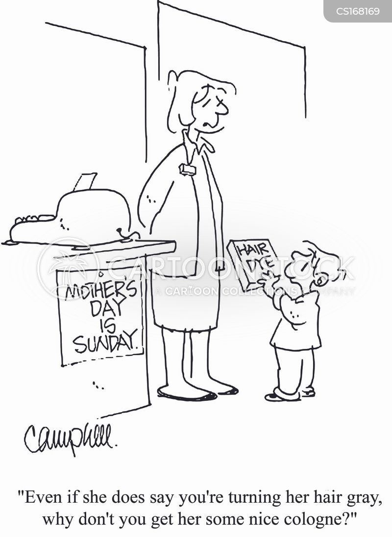 mothering sunday cartoon