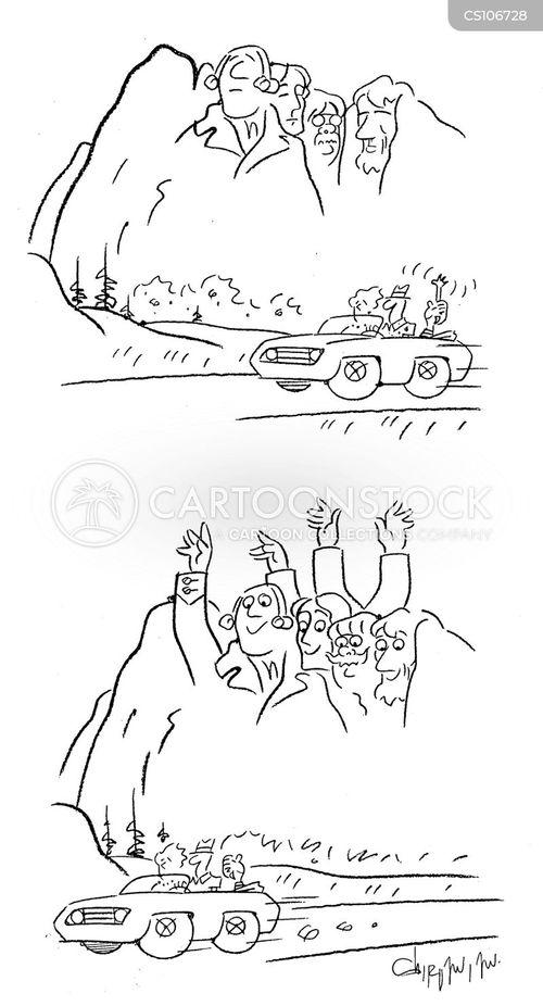 ragtops cartoon