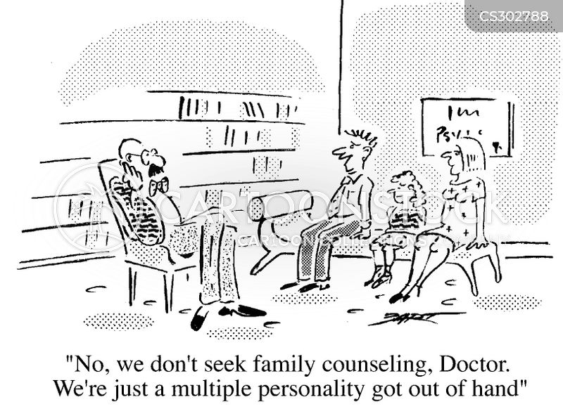 Family Counselling Cartoons And Comics Funny Pictures From