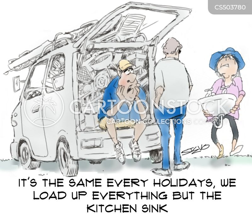 overpacked cartoon