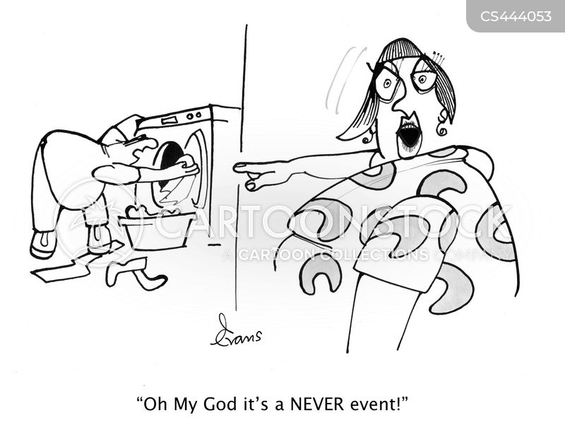 never-events cartoon