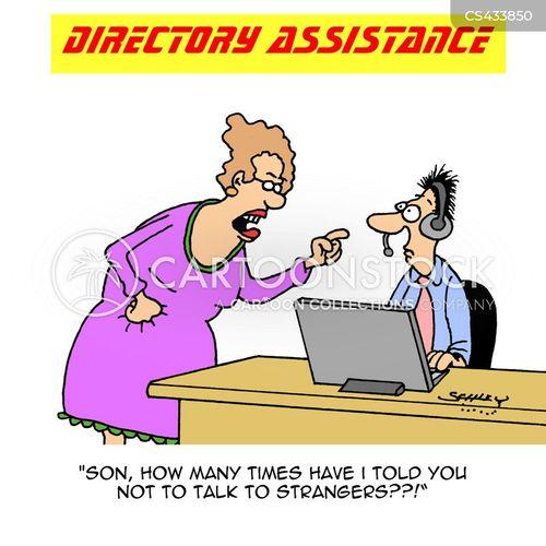 over-protectiveness cartoon
