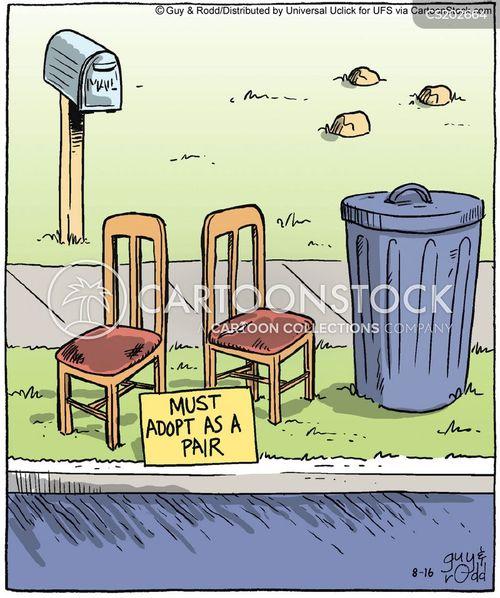 throwaways cartoon