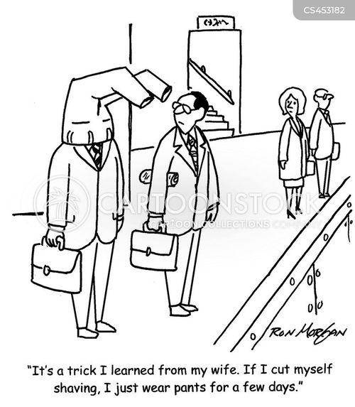 life hacks cartoon