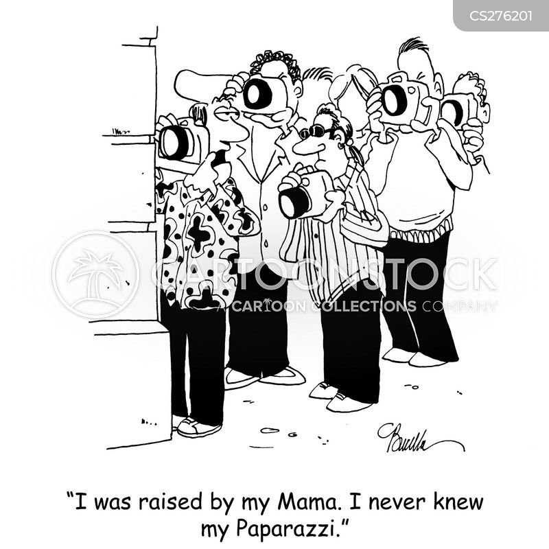 absent parent cartoon