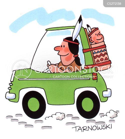 car seats cartoon