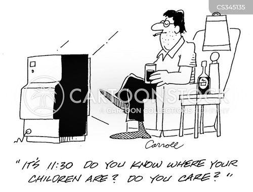 parental control cartoon