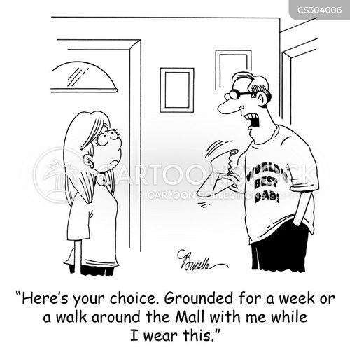best dad cartoon