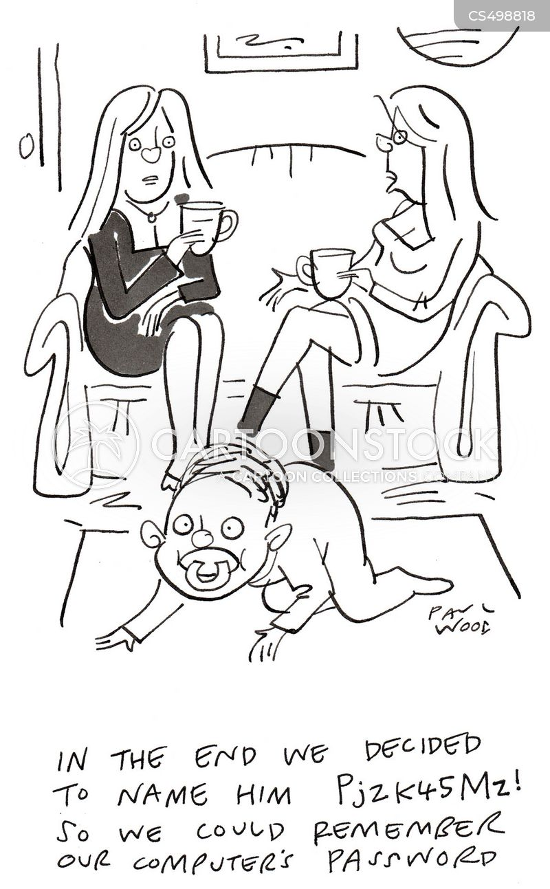 baby-name cartoon