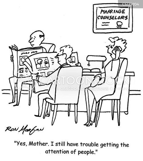 unassuming cartoon