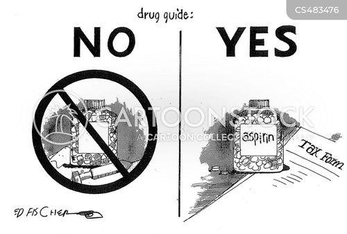 pill bottle cartoon
