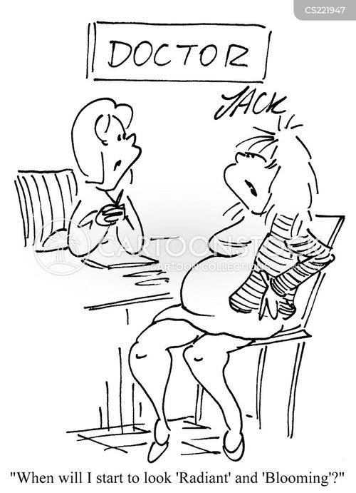 radiant cartoon